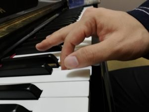 親指の悪い打鍵